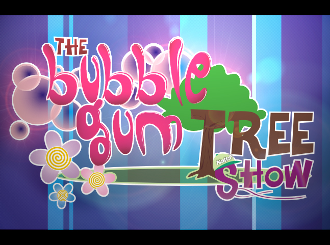 Bubblegum Tree Show logo