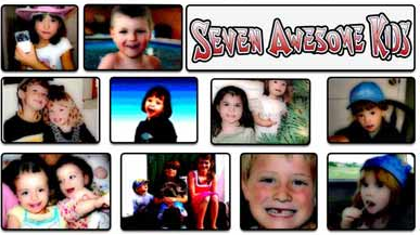 seven awesome kids