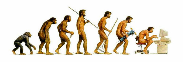 evolution of computer darwin
