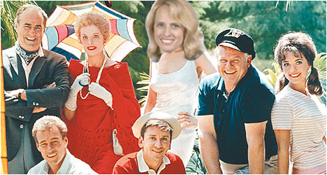 Daisy Whitney Does Gilligan\'s Island