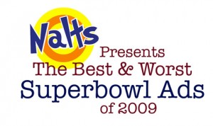Best & Worst Superbowl Ads of 2009