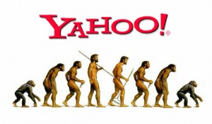 Yahoo Evolution and Reversal of Evolution