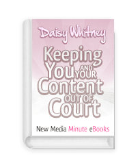 Keeping Your Content out of court