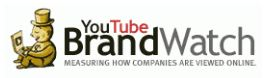 The YouTube Brand Watch logo