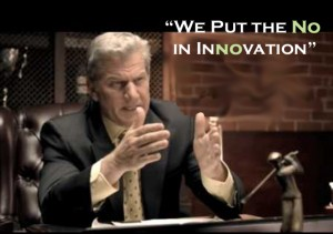 we put the no in innovation