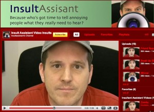 Insult Assistant