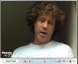 funny or die ferrell landlord screen shot