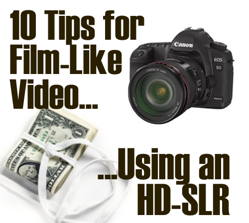 10 Budget Film Effects Using SLR | Will Video for Food