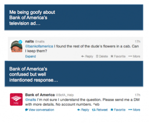 Bank of America on Twitter: Your confused but sweet grandmother