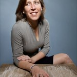 Susan Wojcicki, the leader of YouTube.